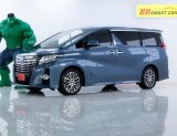 1O-84  Toyota ALPHARD 2.5 SR C Package สีเทา เกียร์AT ปี2015