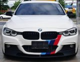 BMW SERIES3 320D F30 M SPORT PACKAGE TWIN POWER TURBO AT ปี2017  สีขาว