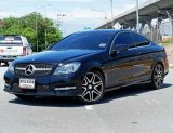 2014 Mercedes-Benz C180 AMG รถเก๋ง 4 ประตู รุ่นท๊อปสุด 2ประตู เครื่องตัวใหม่ 1600CC
