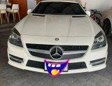 2016 Mercedes-Benz SLK200 AMG Sports รถเก๋ง 2 ประตู รถศูนย์ ไมล์แท้ 85,××× km.