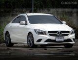 2015 Mercedes-Benz CLA180 Urban รถเก๋ง 4 ประตู