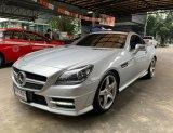 2011 Mercedes-Benz SLK200 AMG Sports รถเก๋ง 2 ประตู