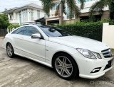 BENZ E 250 COUPE AMG ปี 2010 จด 2011