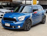 2013 MINI COOPER S COUNTRYMAN ALL4 เบนซิน