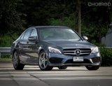 2015 Mercedes-Benz C300 Blue TEC HYBRID AMG สภาพสวย ไมล์น้อย 84,xxx km.