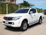 MITSUBISHI TRITON ALL NEW MEGA CAB 2.4 GLS Ltd Plus (MNC) ปลายปี 2016 จดปี 2017 เกียร์MT 6 SPEED