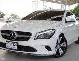 2017 MERCEDES BENZ CLA 200 URBAN