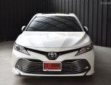 Toyota Camry 2.5G ปี2019 ขาวมุก มาใหม่ ท็อปสุด ไมล์น้อย ใครหาอยู่รีบเลย
