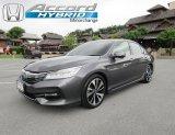 2016 Honda ACCORD 2.0 Hybrid TECH i-VTEC รถเก๋ง 4 ประตู