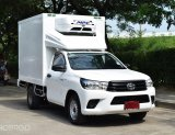 Toyota Hilux Revo 2.4 ( ปี 2018 ) SINGLE J Plus Pickup MT