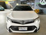 Toyota CAMRY 2.0 G Extremo รถเก๋ง 4 ประตู ปี2017