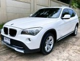 BMW X1 sDrive20d HIGHLINE DESEL ปี2012 สีขาว