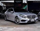 2014 Mercedes-Benz E220 CDI AMG รถเก๋ง 4 ประตู