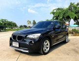 ฟรีดาวน์ BMW X1 2.0 SDRIVE 1.8i AT ปี 2012 (รหัส FRX112)