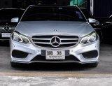 2014 Mercedes-Benz E220 d รถเก๋ง 4 ประตู