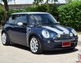 Mini Cooper 1.6 ( ปี 2006 ) R50 Checkmate Hatchback AT