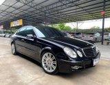 จองให้ทัน BENZ E280 AVANTGARDE 2008 โฉม W211 สีดำ เกียร์ออโต้ ตัวท็อปสุด