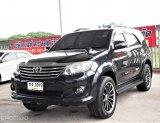 ขายรถ 2012 Toyota Fortuner 2.4 V SUV