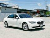 2009 BMW SERIES 7, 740li โฉม F02 สีขาว