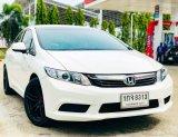 2012 Honda CIVIC 1.8 S i-VTEC รถเก๋ง 4 ประตู 🌟ตัวรถไม่มีอุบัติเหตุใดๆ 🌟ล้อแม็ก 🌟กระจกมองข้างปรับ พับไฟฟ้า