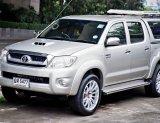 2010 Toyota Hilux Vigo 3.0 G 4WD รถกระบะ รถบ้านแท้ รุ่นหายาก Rare item รถเดิมไม่เคยมีอุบัติเหตุแน่นอนครับ