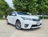 2015 Toyota Corolla Altis 1.8 G รถเก๋ง 4 ประตู