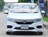 2018 Honda CITY 1.5 V+ i-VTEC รถเก๋ง 4 ประตู