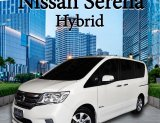 Nissan Serena 2.0 S ♨️Warranty 2 ปี Free ค่าแรงและอะไหล่(Option)