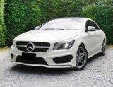 "Mercedes 𝐁𝐞𝐧𝐳 𝐂𝐋𝐀 250 𝑨𝑴𝑮 𝑫𝒚𝒏𝒂𝒎𝒊𝒄"" ปี 2016"