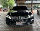 2015 Mercedes-Benz E300 BlueTEC HYBRID รถเก๋ง 4 ประตู