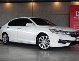 2016 Honda Accord 2.4 (ปี 13-17) EL i-VTEC Sedan AT