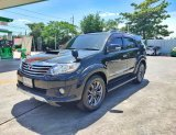#TOYOTA FORTUNER 3.0 V. 4WD.TRD.SPORTIVO 3 ปี 2012 AT