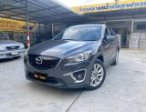 🚩MAZDA CX-5 2.2 XDL 4WD AT ปี 2014 สีเทา