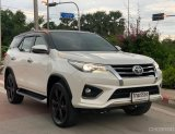 🚩TOYOTA FORTUNER 2.8 V 4WD TRD A2 ปี 2018 สีขาว