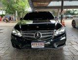 2015 Mercedes-Benz E300 BlueTEC HYBRID รถเก๋ง 4 ประตูเครื่องยนต์ดีเซลเทอร์โบ 2,100cc