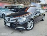 BENZ C200 CGI AVANTGARDE FACELIFT AT ปี 2013 (รหัส FRC20013)