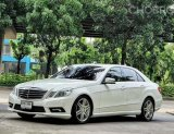 จองให้ทัน Benz E300 V6 AMG 2011 หายากสุดๆ optionเต็ม