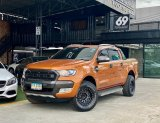 2016 Ford RANGER 2.2 Hi-Rider WildTrak รถกระบะ