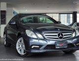 2013 Mercedes-Benz E250 AMG รถเก๋ง 2 ประตู