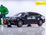 1P-100  Lexus ES300h Luxury สีดำ เกียร์AT ปี2016
