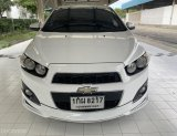 2013 Chevrolet Sonic 1.4 LT รถเก๋ง 5 ประตู
