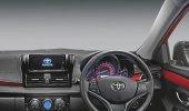 ภายใน Toyota Vios 2018