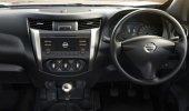 ภายใน Nissan navara 2018