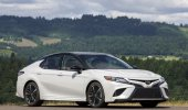 All new Toyota Camry 2019