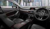 ภายใน Mazda 6 2018