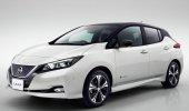 ภายนอก Nissan Leaf 2018