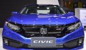 ภายนอก Honda Civic 2018
