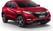 ภายนอก Honda HR-V 2018-2019