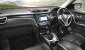 ภายใน Nissan X-Trail 2018-2019