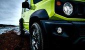 ภายนอก Suzuki Jimny 2019